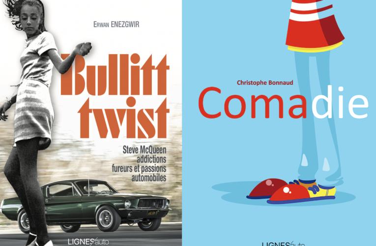 Commander BULLITT et le roman COMADIE, c'est ici :