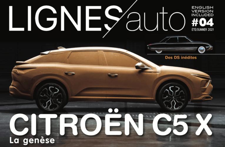 Commandez le nouveau LIGNES/auto#04, c'est ici !  Order the new LIGNES/auto#04 here!