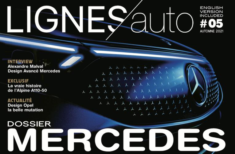 Commandez le nouveau LIGNES/auto#05, c'est ici !  Order the new LIGNES/auto#05 here!